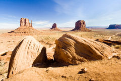Monument Valley NP Stock Photos