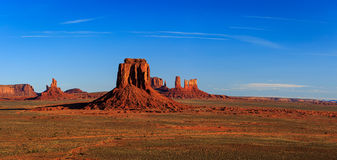 Free Monument Valley Panorama Stock Image - 81856661