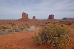 Monument Valley Park Stock Image