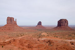Monument Valley Park Stock Images