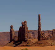 Monument Valley #4 Royalty Free Stock Images