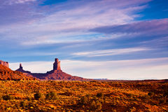 Monument Valley Pinnacle Stock Photos