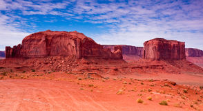 Monument Valley Rock Formations stock photos