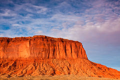 Monument Valley Rocks Royalty Free Stock Images