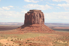 Monument Valley Rocks Stock Photography