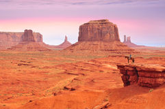 Free Monument Valley S John Ford S Point Stock Photography - 62690692