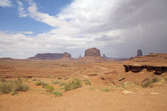 Monument Valley Scenic Royalty Free Stock Images