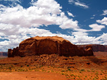 Monument Valley stone Royalty Free Stock Photo