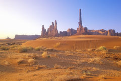 Monument Valley Tribal Park Stock Photography