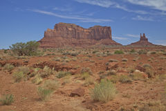 Monument Valley Tribal Park Royalty Free Stock Photography