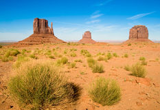 Monument Valley Tribal Park Stock Images
