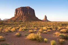 Monument Valley Tribal Park Stock Photos