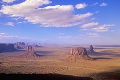 Monument Valley Tribal Park, Arizona Stock Photo