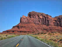 Monument Valley, U.S.A. Royalty Free Stock Photography