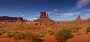 Monument Valley - USA stock photos