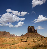 Monument Valley (USA) Stock Image