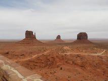 Monument Valley Arizona Utah desert canyon royalty free stock photo