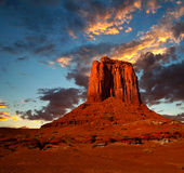 Monument Valley, USA Royalty Free Stock Images