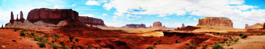 Monument Valley USA. Taken in 2015 Stock Photography