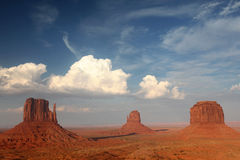 Monument valley, USA Stock Photos