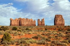 Monument Valley Utah Stock Photos