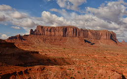Monument Valley Utah or Arizona Stock Images