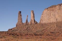 Monument Valley, Utah/Arizona, USA Royalty Free Stock Images