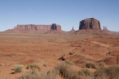 Monument Valley, Utah/Arizona, USA Stock Images