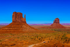 Monument Valley, Utah Royalty Free Stock Images