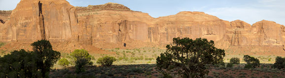 Monument Valley in Utah Royalty Free Stock Photography