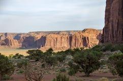 Monument Valley in Utah Stock Photos