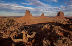 Monument Valley Utah Stock Image