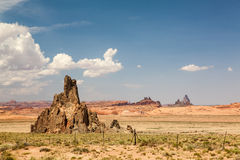 Monument Valley, Utah Royalty Free Stock Image