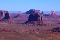 Monument Valley , Utah, USA Royalty Free Stock Photos
