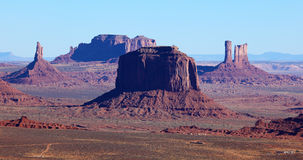 Monument Valley , Utah, USA Royalty Free Stock Image