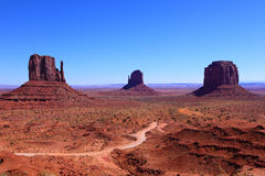 Monument Valley , Utah, USA Royalty Free Stock Images