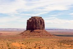 Monument Valley. In Utah USA Stock Image