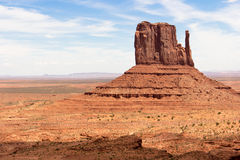 Monument Valley. In Utah USA Stock Photography