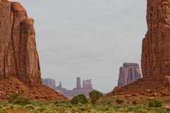 Monument Valley, Utah, USA Royalty Free Stock Photo