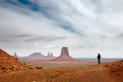 Monument Valley, Utah, USA Stock Photo