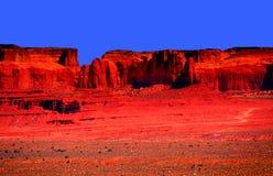 Monument Valley, Utah, USA Stock Photo