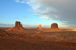 Monument Valley, Utah, USA. Stock Image