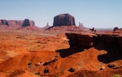 Monument Valley, Utah. Wild West United States stock photos