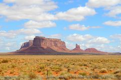 Monument Valley V Royalty Free Stock Images