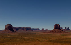 Monument Valley View #4 Royalty Free Stock Photography