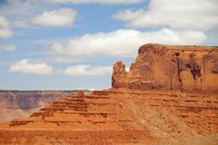 Monument Valley VII Royalty Free Stock Photo