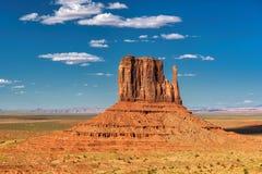 monument valley w arizonie Zdjęcia Stock