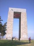 Monument van Canakkale. Martelaren royalty-vrije stock afbeelding
