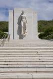 Monument van de Begraafplaats van Punchbowl het Nationale Stock Foto