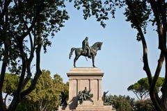 Monument van een leider Royalty-vrije Stock Foto's
